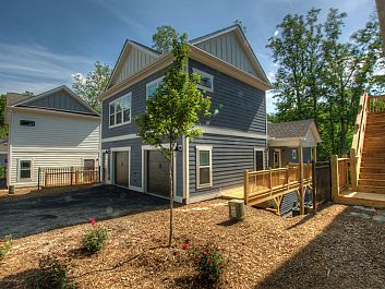 49 Conestee Street #LOT 5 in Asheville, North Carolina 28801 - MLS# 3287215