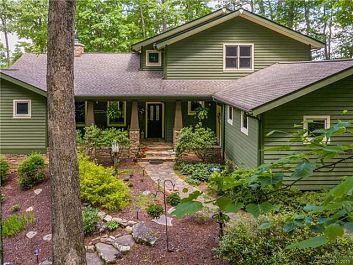 57 Glen Spey Drive in Pisgah Forest, North Carolina 28768 - MLS# 3506625
